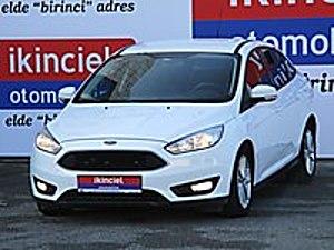 2016 MODEL FORD FOCUS 1.5 TDCI TREND X POWERSHİFT 75.758 KM Ford Focus 1.5 TDCi Trend X