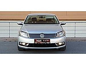 2HAN AUTODAN PASSAT 1.6 TDİ BLUEMOTİON DSG COMFORLİNE    Volkswagen Passat 1.6 TDi BlueMotion Comfortline