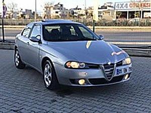 TRDE TEK ALFA ROMEO 156 2.0 TWİNSPARK   SELESPEED Alfa Romeo 156 2.0 JTS  Distinctive