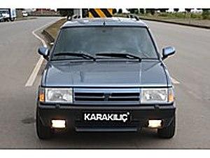 KARAKILIÇ OTOMOTİV 1998 MODEL TOFAŞ KARTAL 1.6 SLX LPG Lİ Tofaş Kartal SLX