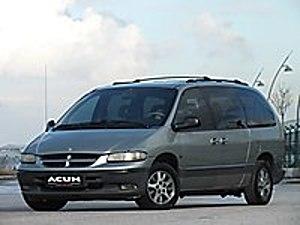 ACUN DAN HATASIZ KAZASIZ KAYITSIZ EN FULL OTOMOBİL RUHSATLI Chrysler Grand Voyager 3.3 LE