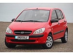 ÖMEROĞLU NDAN 2010 MODEL HATASIZ HYUNDAİ GETZ 1.5 CRDI ACTİVE Hyundai Getz 1.5 CRDi Active