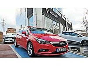 BADAY RENAULT-2018 ASTRA 1.6CDTI DYNAMİC OTOMATİK 28BİN KM DE Opel Astra 1.6 CDTI Dynamic