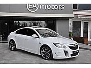EA MOTORS 2012 58 BİNKM OPEL INSIGNIA 2.8 V6 TURBO AWD 325 HP Opel Insignia 2.8 OPC