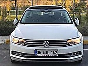 2018 MODEL PASSAT 1.6 TDİ COMFORTLİNE OTOMOTİK SANRUUF Volkswagen Passat 1.6 TDi BlueMotion Comfortline
