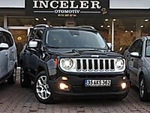 İNCELER OTOMOTİV DEN 2014 JEEP 1.6 M.JET DERİ KOLTUK LMİTED FULL Jeep Renegade 1.6 Multijet Limited