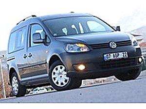 ASK OTOMOTİV  DEN HATASIZ   BOYASIZ   1.6 TDİ OTOMATİK VİTES Volkswagen Caddy 1.6 TDI Trendline