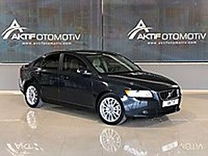 A K T İ F den 2010 VOLVO S40 DRIVe DYNAMİC EDİTİON FULL HATASIZ. Volvo S40 1.6 D Dynamic
