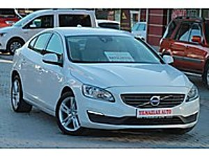 2015 VOLVO S60 BOYASIZ DİZEL OTOMATİK 17 ADJANT DERİ HAFIZA LED Volvo S60 1.6 D Premium