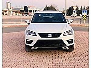 2019 MODEL 1.6.TDİ 115 BG CAMTAVAN HAYALET LED NUBUK GERİ GÖRÜŞ  Seat Ateca 1.6 TDI Ecomotive Xcellence
