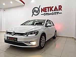NETKAR-2018 GOLF 1.0 TSI 115 PS DSG COMFORTLINE 33BİNKM Volkswagen Golf 1.0 TSI Comfortline