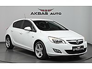 AKBAŞ AUTO DAN 2012 ASTRA EDİTİON 60.000KM 115HP DEĞİŞENSİZ Opel Astra 1.6 Edition