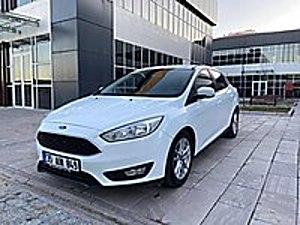 DİZEL OTOMATİK FOKUS DEĞİŞENSİZ TREND X Ford Focus 1.5 TDCi Trend X
