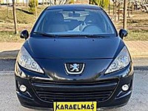 KARAELMAS AUTODAN 1.4 BENZİN   LPG 63.000 KM DE HASAR KAYITSIZ Peugeot 207 1.4 Trendy
