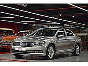Caretta dan 2016 Otomatik 1.6 TDi BlueMotion Comfortline 120 Hp Volkswagen Passat 1.6 TDi BlueMotion Comfortline