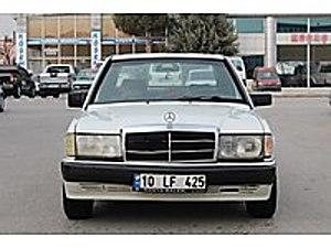 1985 MODEL MERCEDES-BENZ 190 DİZEL MASRAFSIZ Mercedes - Benz 190 190 D 2.0