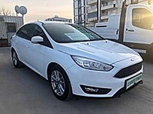Öz Surkent Oto dan 2018 Focus 1.5Tdci 120BG Trend-X Sedan  18Kdv Ford Focus 1.5 TDCi Trend X