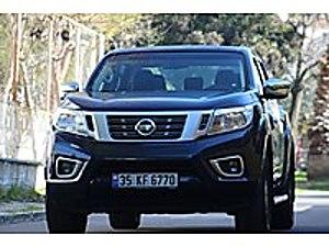 İPEK OTOMOTİV GÜVENCESİYLE 2016 NissanNavara2.3 DCI4x2 TEKNA Nissan Navara 2.3 DCI 4x2
