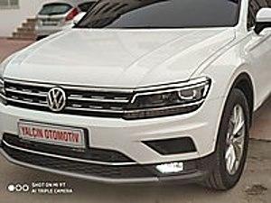 2019 1.6 TDİ HİGHLİNE CAM TAVAN HAYALET 1.000 KM DE Volkswagen Tiguan 1.6 TDi Highline