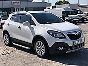 ZENGİN den  HATASIZ 2015 MOKKA COSMO DİZEL OTOMATİK Opel Mokka 1.6 CDTI  Cosmo