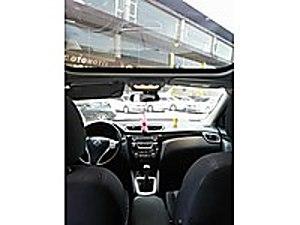 2017 boya hata yok beyaz cam tavan 63 bin km Nissan Qashqai 1.5 dCi Sky Pack
