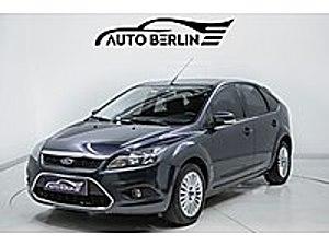 AUTO BERLİN DEN 2011 FORD FOCUS 1.6 TDCI TİTANİUM START-STOP Ford Focus 1.6 TDCi Titanium
