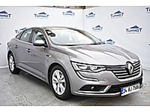 54.500 TL PEŞİNATLA  DÜŞÜK KM  OTOMATİK  TALISMAN 1.6 TOUCH EDC Renault Talisman 1.6 dCi Touch