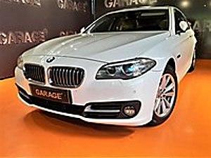 GARAGE 2014 BMW 5.25D XDRIVE COMFORT VAKUM HAYALET KAMERA BMW 5 Serisi 525d xDrive  Comfort