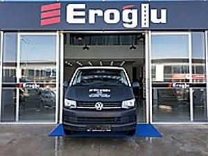 EROĞLU DAN HATASIZ KAZASIZ 2016 MODEL 140 LIK 6 İLERİ VİTES Volkswagen Transporter 2.0 TDI City Van