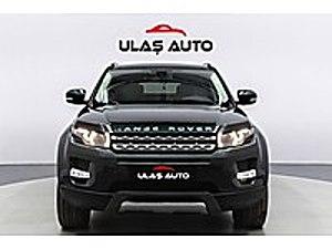 ULAŞ AUTO DAN 2012 RANGE ROVER EVOQUE 2.0 Sİ4 PURE EMSALSİZ Land Rover Range Rover Evoque 2.0 Si4 Pure