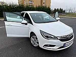 HATASIZ BOYASIZ HASAR KAYITSIZ SIFIR KOKUSU ÜSTÜNDE FUL ORJİNALL Opel Astra 1.6 CDTI Enjoy