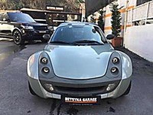BETSYKA GARAGE-2004 SMART ROADSTER BRABUS 0.7 102HP HATASIZ Smart Roadster Roadster