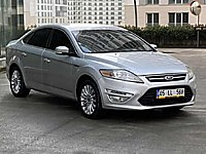 2012 MODEL FORD MONDEO TİTANİUM 1.6 TDCİ 307 BİN KM DE Ford Mondeo 1.6 TDCi Titanium