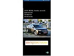 2009 MODEL HATASIZ TEMİZLİK DE OTOMATİK BENZİN LPG Lİ FUUL Honda Accord 2.0 Executive