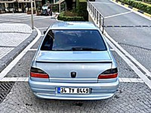 2001 MODEL 306 PLATINUM OTOMATİK Peugeot 306 1.6 Platinum