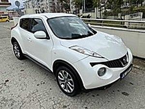 AUTO KİBAR-2014 MODEL NİSSAN JUKE 1.6 BENZİN OTOMATİK 78.000 KM Nissan Juke 1.6 Sport Pack
