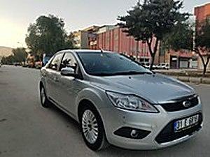 FORD-FOCUS 2010 TİTANYUM Ford Focus 1.6 TDCi Titanium