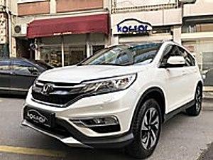 2017 Çıkış Hiç boyasız  Honda CR-V 1.6 Dİzel 4x4 Executiv otm Honda CR-V 1.6 i-DTEC Executive