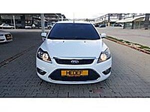 2011 FORD FOCUS HATAYLA HAYIRLI OLSUN Ford Focus 1.6 TDCi Titanium