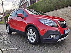 2015 OPEL MOKKA 1.4 OTOMATİK KUSURSUZ GÜZELLİKTE 140 BEYGİR Opel Mokka 1.4 Enjoy