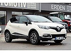 ÖZDAĞ OTOMOTİV DEN   2016 MODEL RENAULT CAPTUR OTOMATİK Renault Captur 1.5 dCi Outdoor