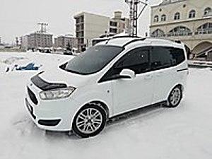 Erciş Hacıoğulları otomotiv 2017 full hatasız Ford Tourneo Courier 1.6 TDCi Titanium Plus