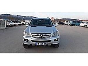 2006 ML 320 CDİ 4X4 BAYİ ÇIKIŞLI..DİZEL OTOMATİK Mercedes - Benz ML 320 CDI
