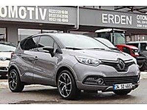 ÖZDAĞ OTOMOTİV DEN   2016 MODEL RENAULT CAPTUR OTOMATİK Renault Captur 1.5 dCi Icon
