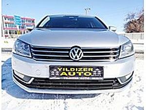 YILDIZER AUTO DAN 2013 1.6 PASSAT DSG F1 HATASIZ Volkswagen Passat 1.6 TDi BlueMotion Comfortline