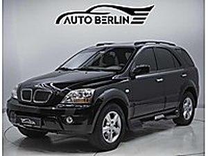 AUTO BERLİN DEN 2010 MODEL SORENTO X-FORCE PRESTİGE FULL FULL Kia Sorento 2.5 CRDi Prestige