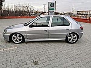 2001 MODEL PEJO 306 1.6 PLATİNUM KLİMALI LPĞ Lİ 2 YILLIK MUAYENE Peugeot 306 1.6 Platinum