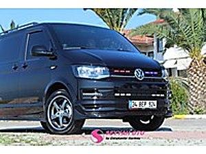 SEYYAH OTOdan 2018 Vip Transporter R-line 150Hp ANINDA KREDİ Volkswagen Transporter 2.0 TDI Camlı Van Comfortline