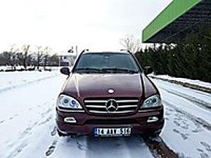 -GÜVEN OTO DAN - 1999 MERCEDES ML 320 4 4 Mercedes - Benz ML 320