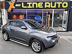XLİNE AUTO DAN 2012 NİSSAN JUKE 1.6 SPORT PACK BOYASIZ Nissan Juke 1.6 Sport Pack
